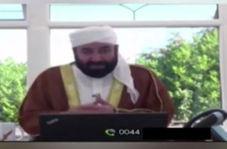 مدیر شبکه وهابی کلمه: از عربستان سعودی بد نگویید پشیمان میشوید!