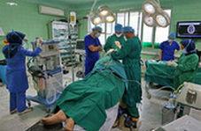 جراحی بسیار نادر روی جنین که برای اولین بار در ایران انجام شد، آن هم رایگان