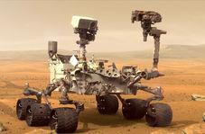تصویر پانوراما ارسالی کاوشگر کنجکاوی از سطح مریخ