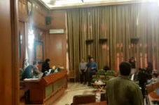 درگیری دو نماینده شورای شهر تهران بر سر نحوه رایگیری
