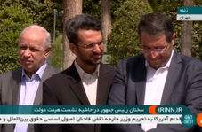 تعجب جالب وزیر ارتباطات از وعده رئیسجمهور به خبرنگاران