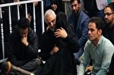صحبتهای تلفنی شهید سلیمانی با دختر شهید مدافع حرم / فاطمه انتقام پدرت را گرفتم