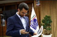 قطعی موبایل وزیر ارتباطات حین مصاحبه رادیویی/ آذری جهرمی: عجب سوتیای دادن!