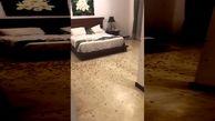 اتفاق عجیبی که گردشگران روسی در هتل با آن مواجه شدند+فیلم