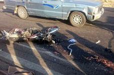 لحظات هولناک موتورسواری های مرگبار در تهران