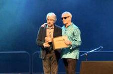 لحظه غرورانگیز انتخاب کیهان کلهر به عنوان مرد سال موسیقی جهان