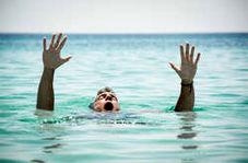 نجات پیرزن از غرق شدن در آخرین لحظه