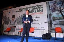 افتخارآفرینی خبرنگار ایران در ایتالیا!