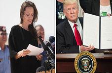 آیا آنجلینا جولی رقیب انتخاباتی دونالد ترامپ در رقابتهای سال ۲۰۲۰ خواهد بود؟