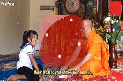 پیری عجیب و باورنکردنی صورت دختر ۱۰ ساله کامبوجی!