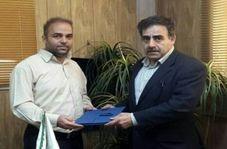 نظر مربی تیم ملی کشتی در مورد الله مراد زرینی
