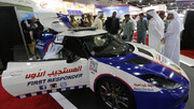استفاده از آمبولانسهای متفاوت در دبی با سرعت ۳۰۰ کیلومتر