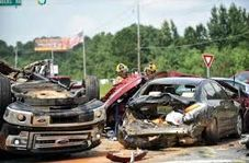 تصادف های وحشتناک از داخل ماشین