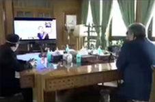 شهردار تهران و سئول اینگونه تجربیات کرونایی خود را به اشتراک گذاشتند