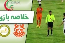 خلاصه بازی مس کرمان 0 - خوشه طلایی 1