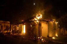 جنگلهای یونان در آتش سوخت