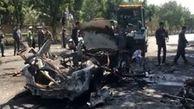 انفجارهای انتحاری با ۱۵۰ نفر کشته و زخمی/ وقوع حمله تروریستی مقابل دانشگاه کابل+ فیلم