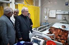 وزیر بهداشت: اقدامات درمانی برای حادثه دیدگان ناشی از ازدحام جمعیت انجام شده