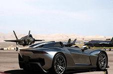 جدال دیدنی ماشین و موتور و جنگنده