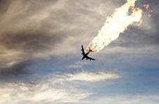 صحبتهای همسر خلبان اوکراینی که در سانحه هوایی جان باخت