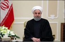 استقبال پرشور مردم خراسان شمالی از رئیس جمهور