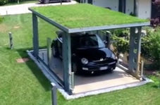 ایدهای خلاقانه برای ساخت پارکینگ طبقاتی کوچک