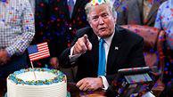 تبریک متفاوت مردم ایران به ترامپ در روز تولدش