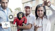 واکنش دیدنی یک میمون به تردستی یک شعبده باز!