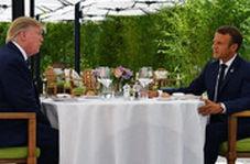 پیشنهاد فرانسوی به ترامپ درباره ایران