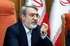 وزیر کشور: برای تامین امنیت و آسایش مردم، با هنجارشکنان برخورد میشود